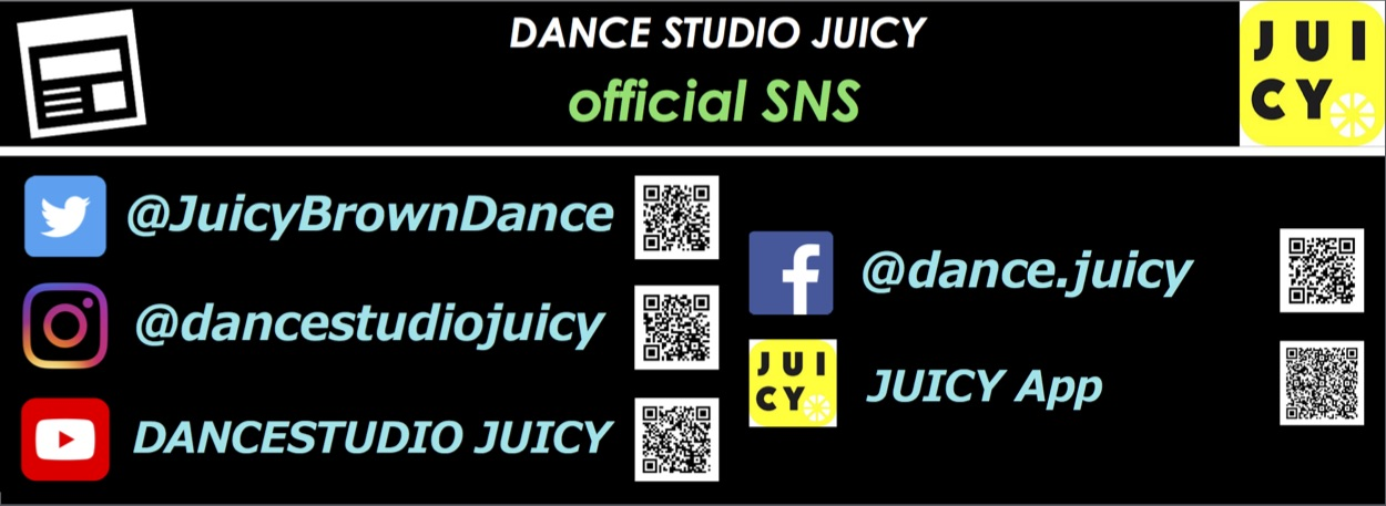 札幌 ダンススタジオJUICY | Dance Studio Juicy Sapporo